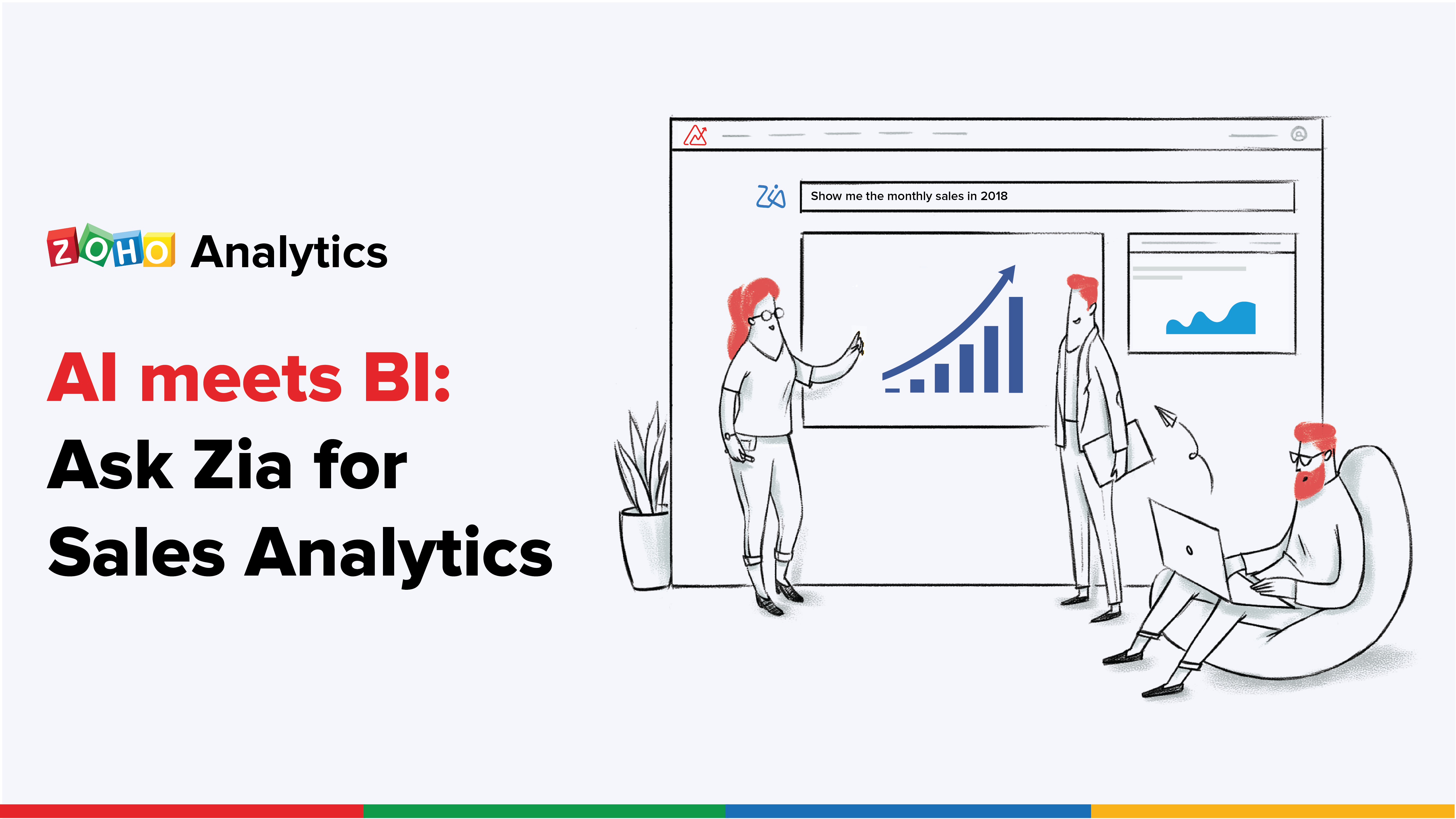 AI meets BI: Ask Zia for Sales Analytics