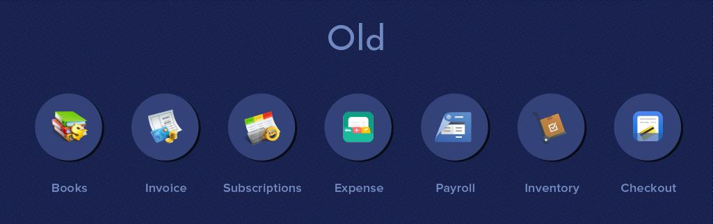 Image of Old Logos