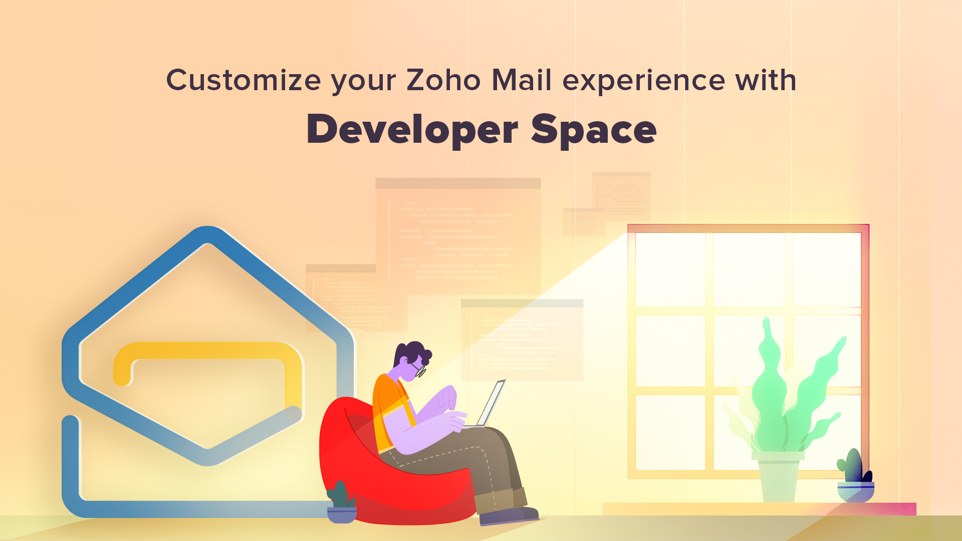 Zoho Mail Developer Space : Extensions built by you, for you