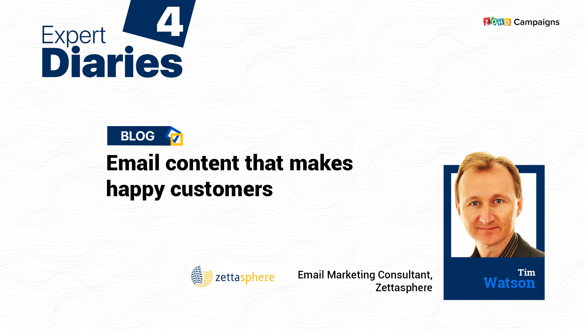 Email content that makes happy customers