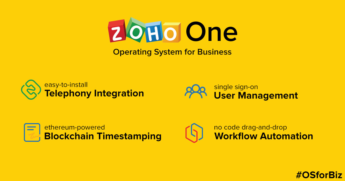 The Operating System for Business is now even more powerful and versatile
