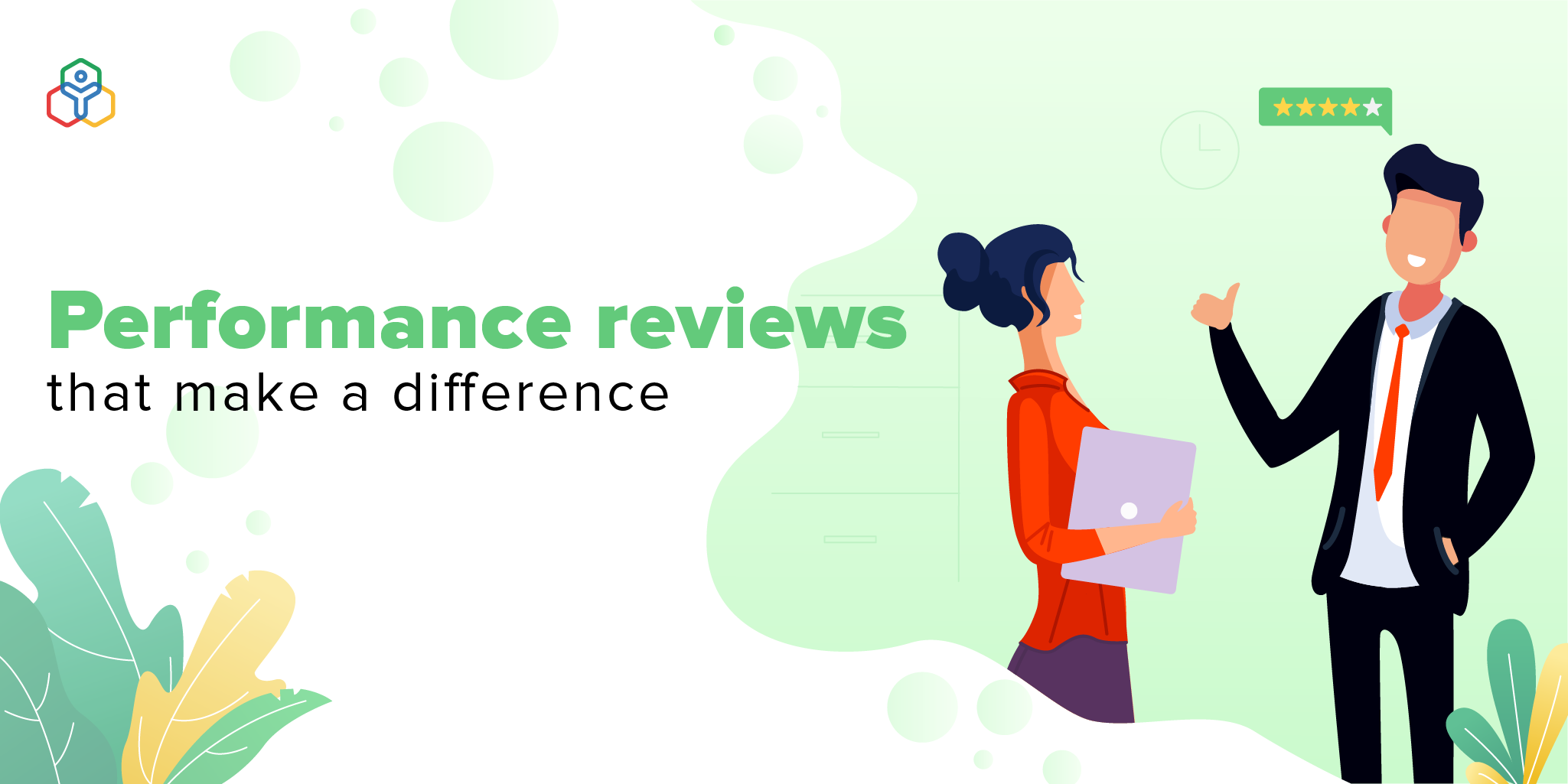 A manager's guide to delivering effective performance reviews