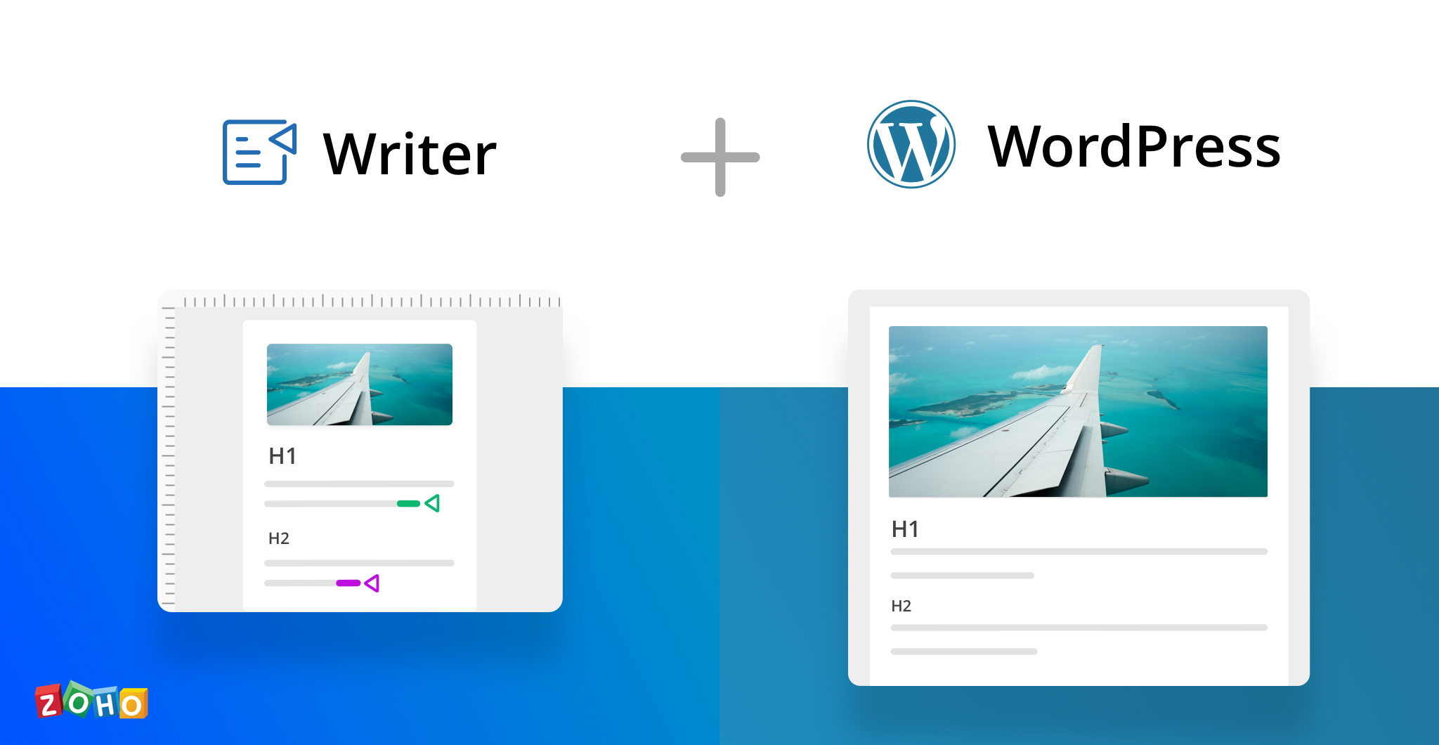 Posting your content from Writer to WordPress just got easier