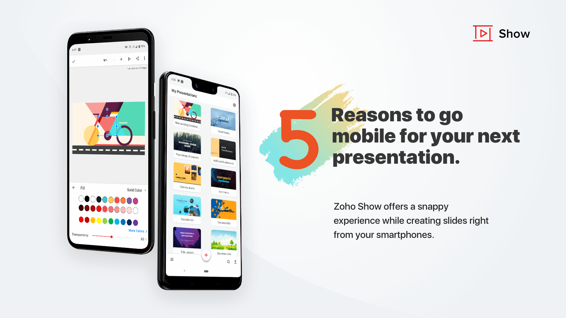 5 reasons to go mobile for your next presentation