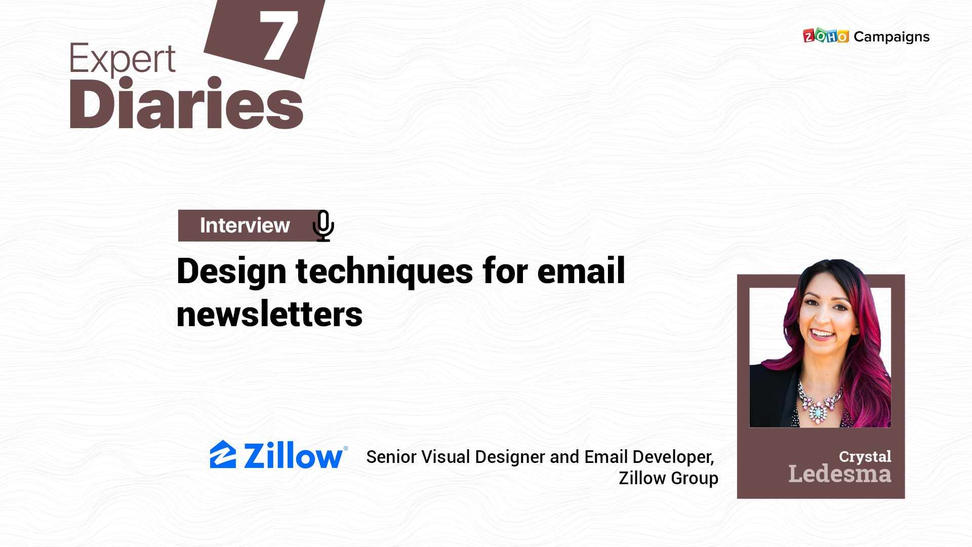 Design techniques for email newsletters