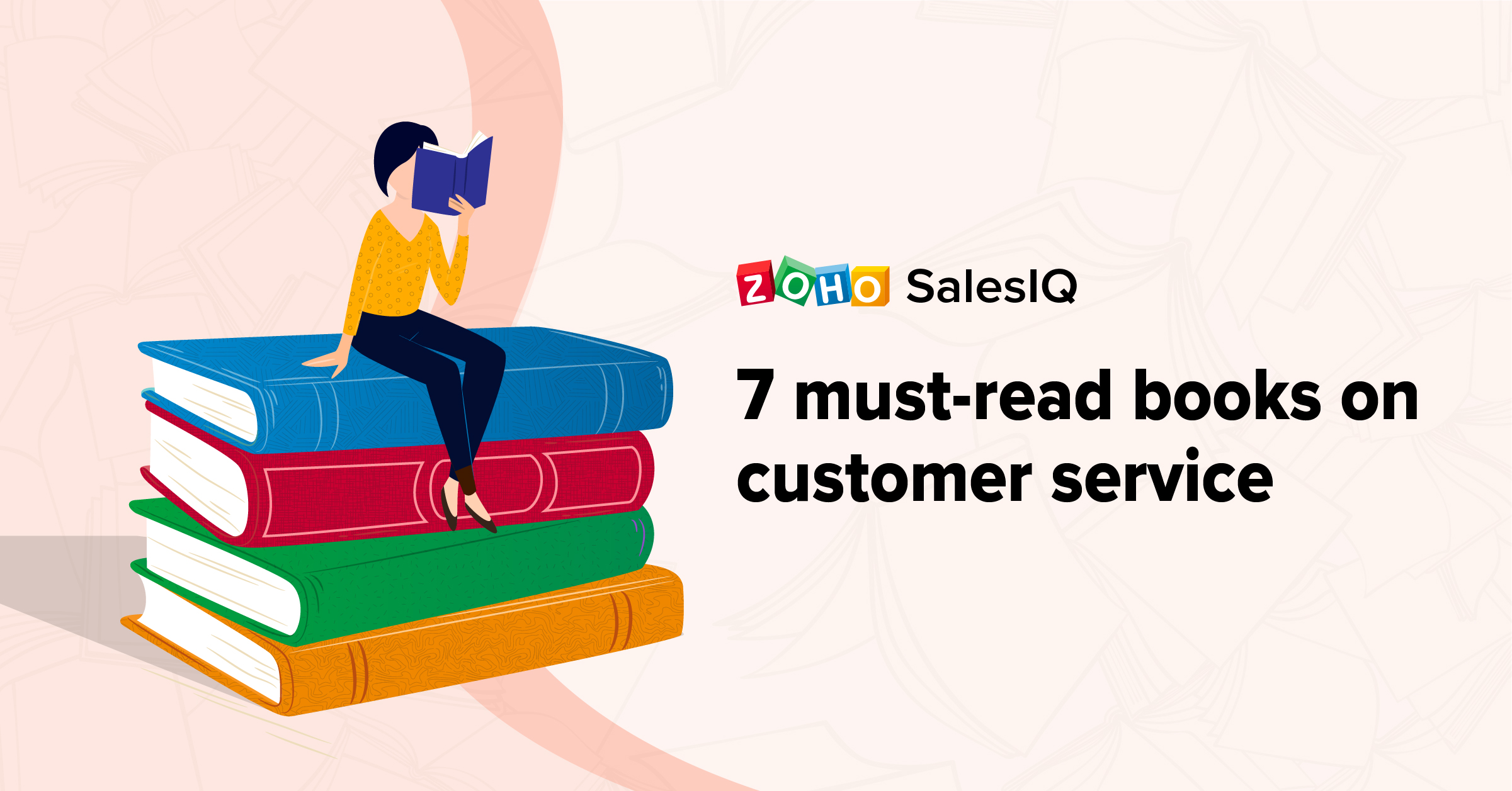 7 customer service books you need to read