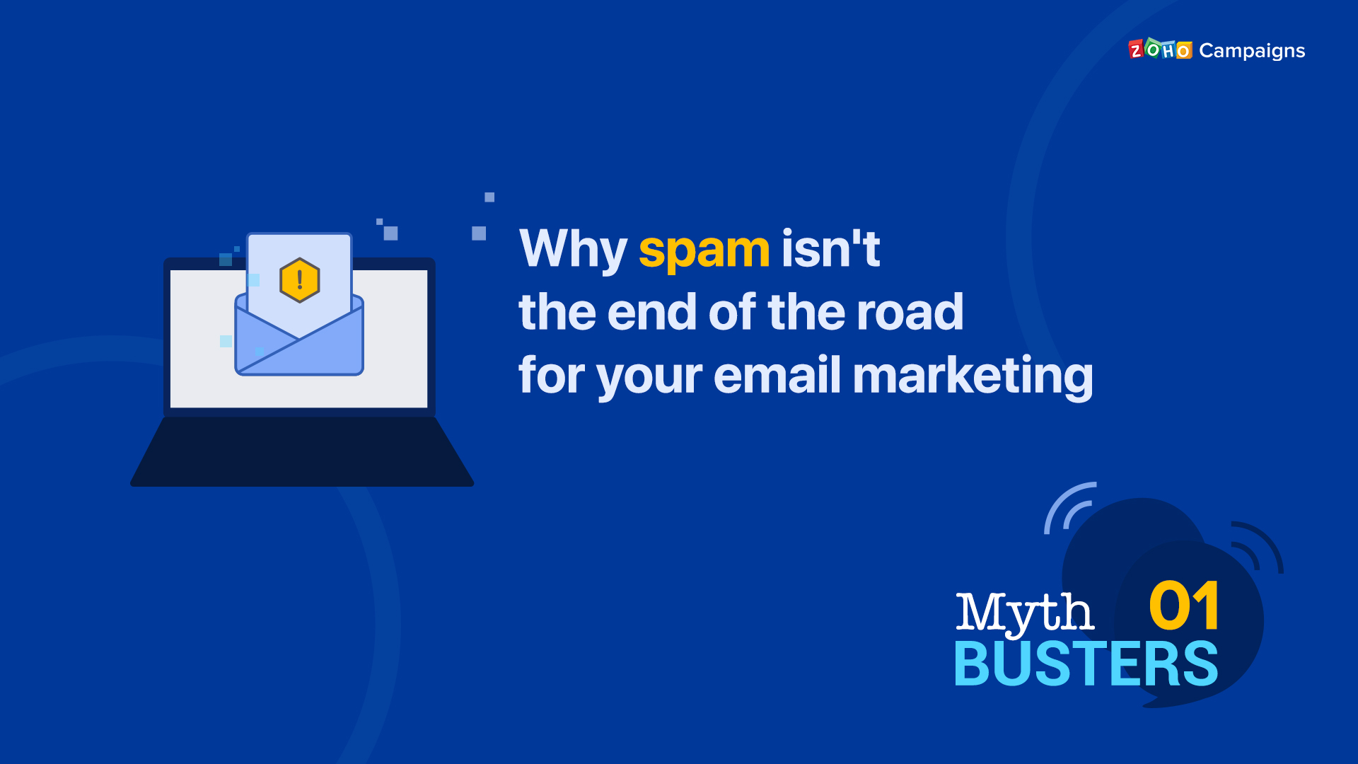 Why spam isn't the end of the road for your email marketing