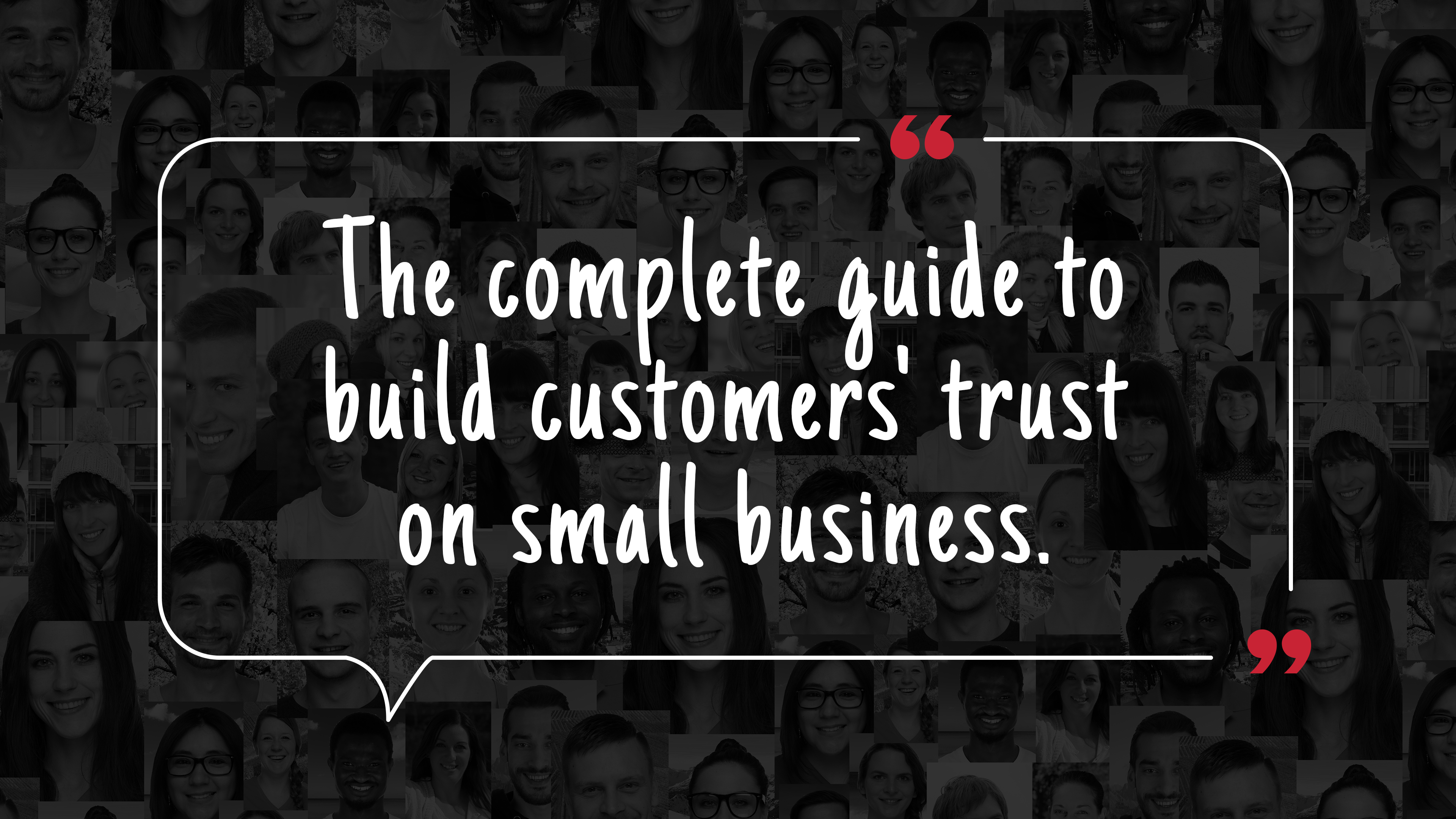 5 Ways small businesses can build customer trust using email marketing