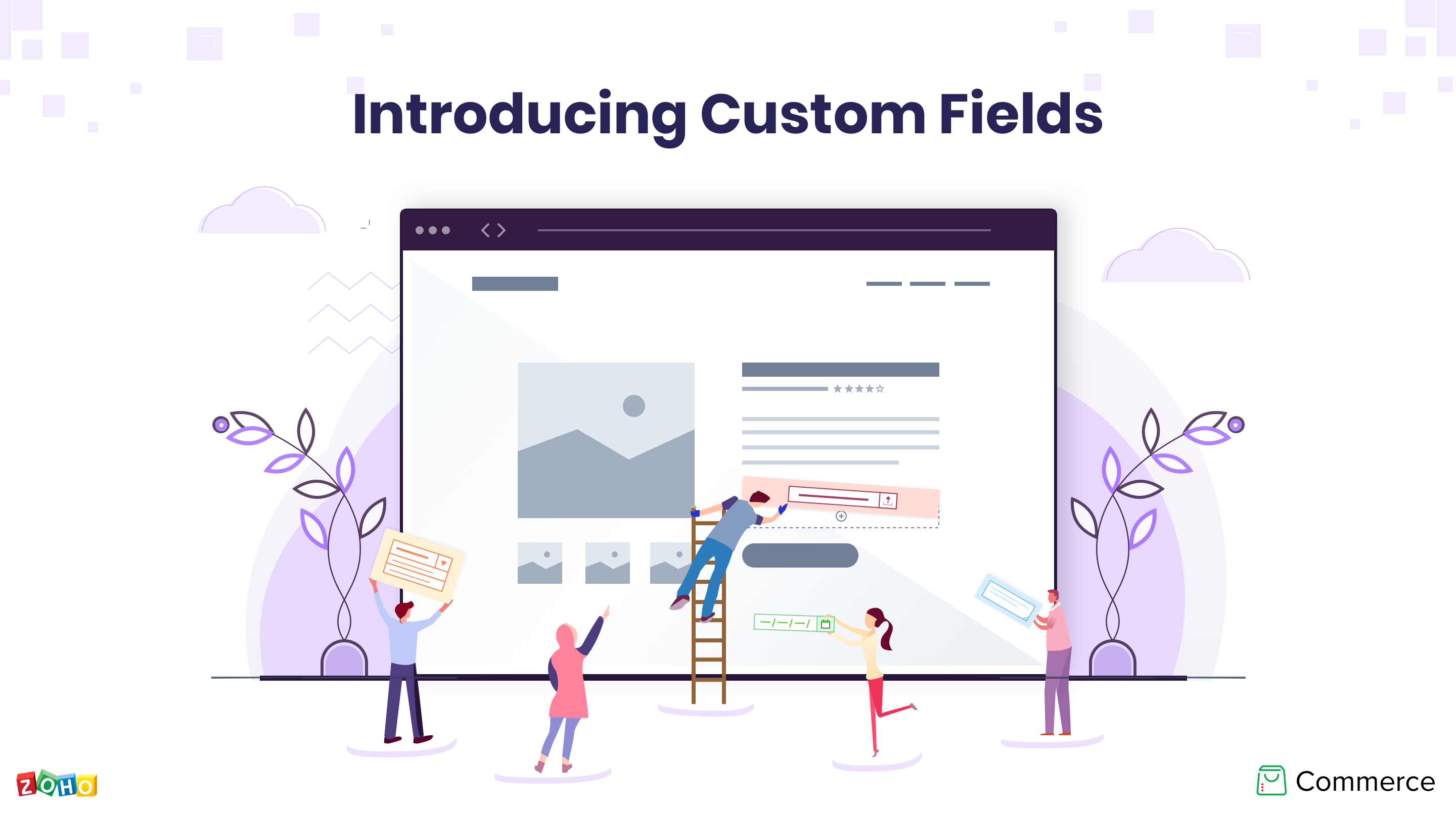 Introducing Custom Fields: Now add customization for your products