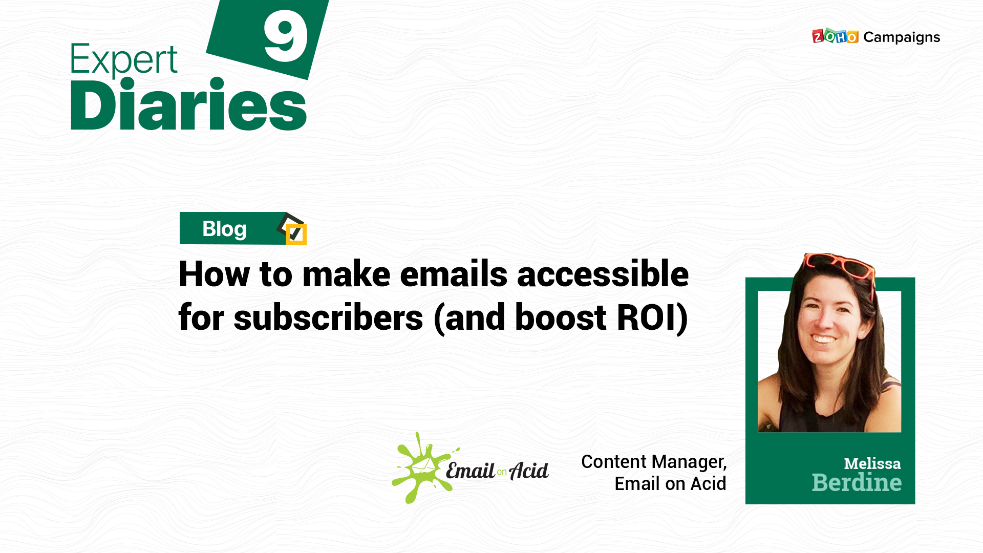 How to make emails accessible for subscribers (and boost ROI)