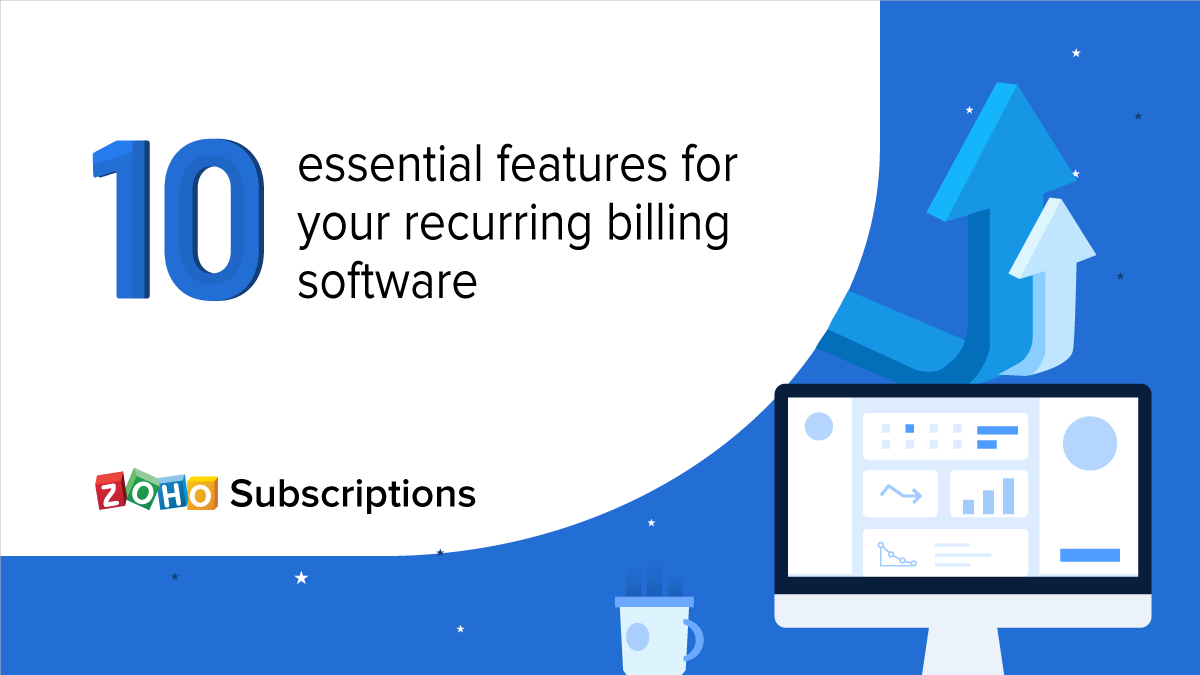 10 must-have features for Subscription Billing Platforms in 2020