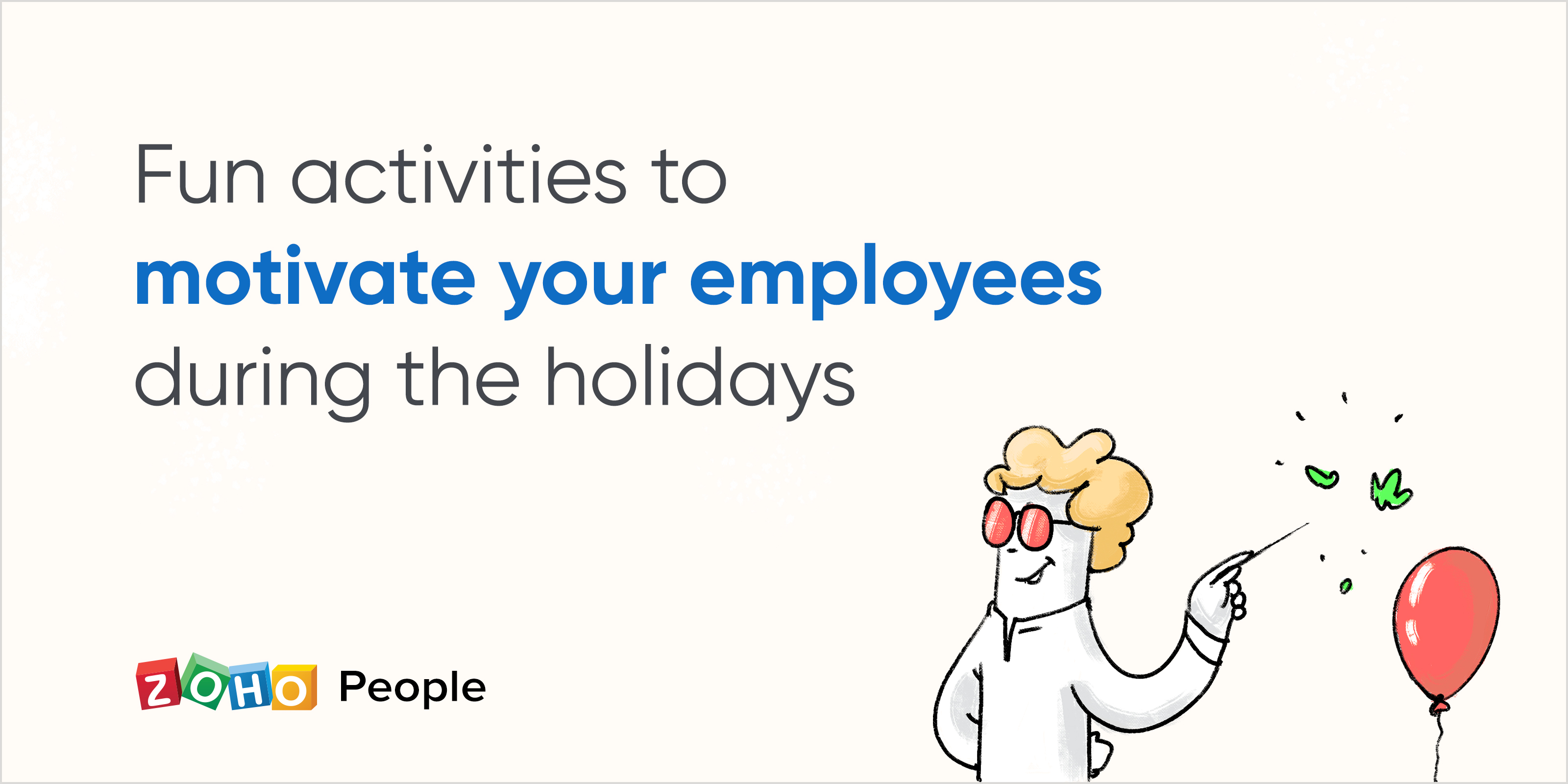10 fun activities to motivate your employees during the holidays