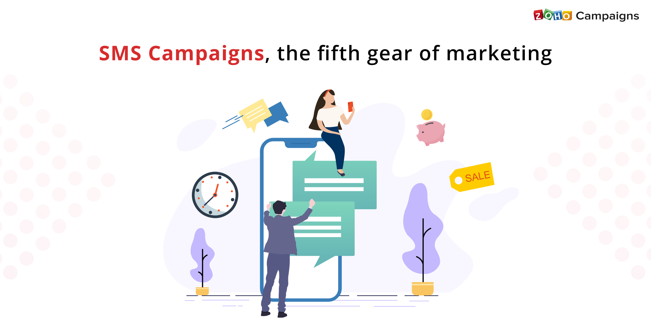 SMS Campaigns, the fifth gear of marketing