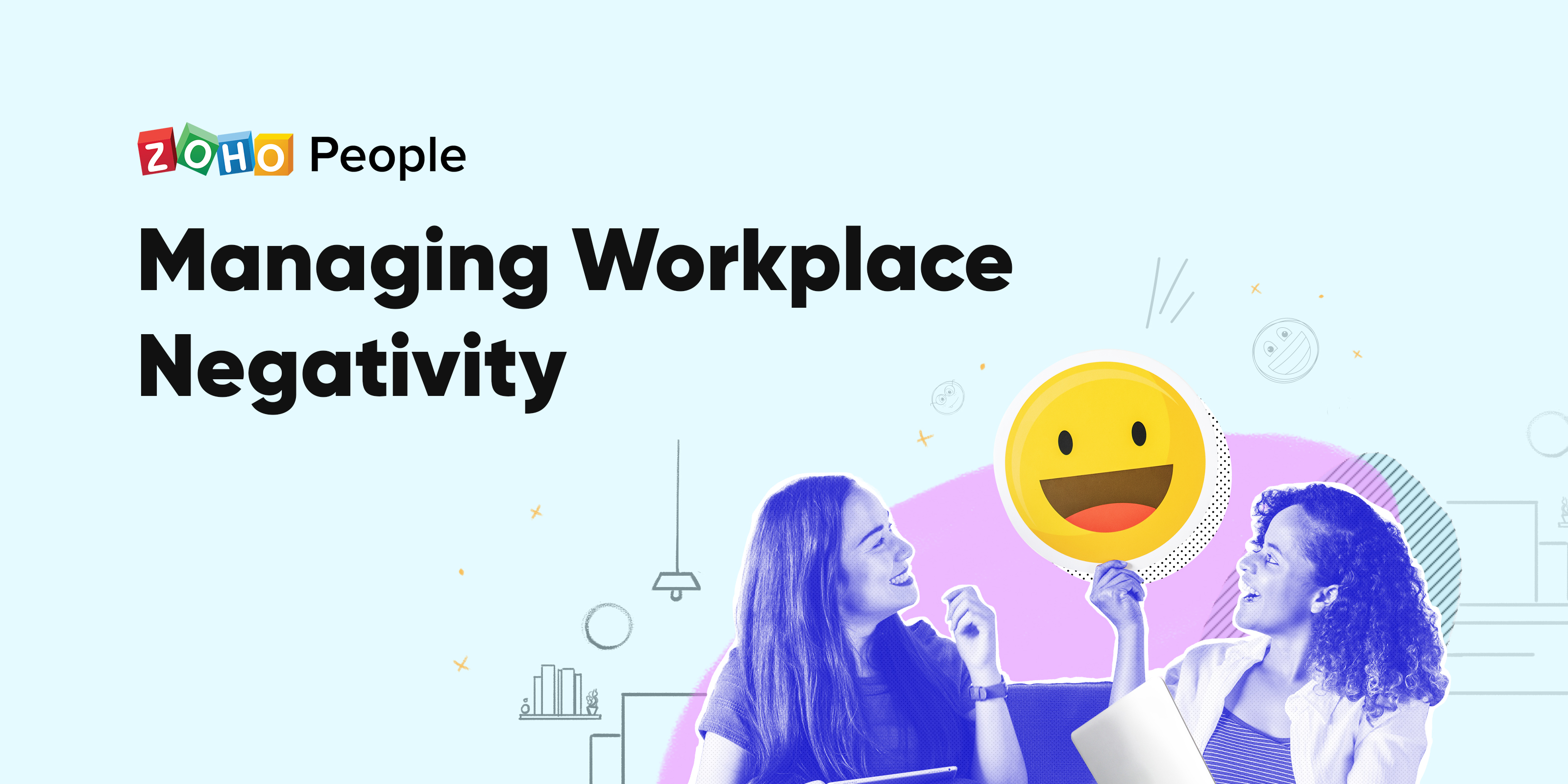10 ways to minimize workplace negativity