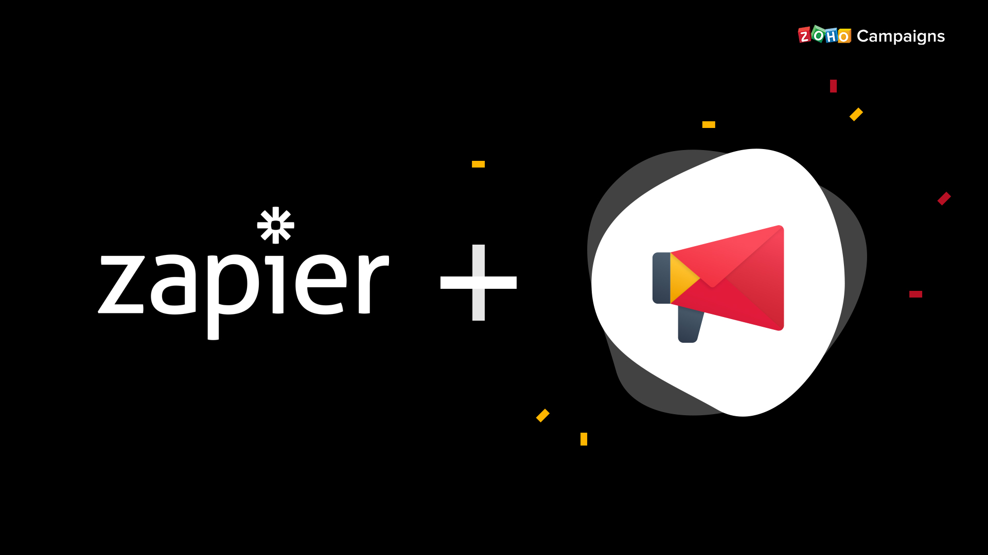 Announcing Zoho Campaigns' integration with Zapier