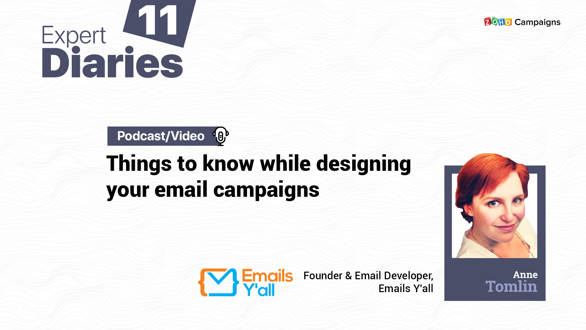 Things to know while designing your email campaigns