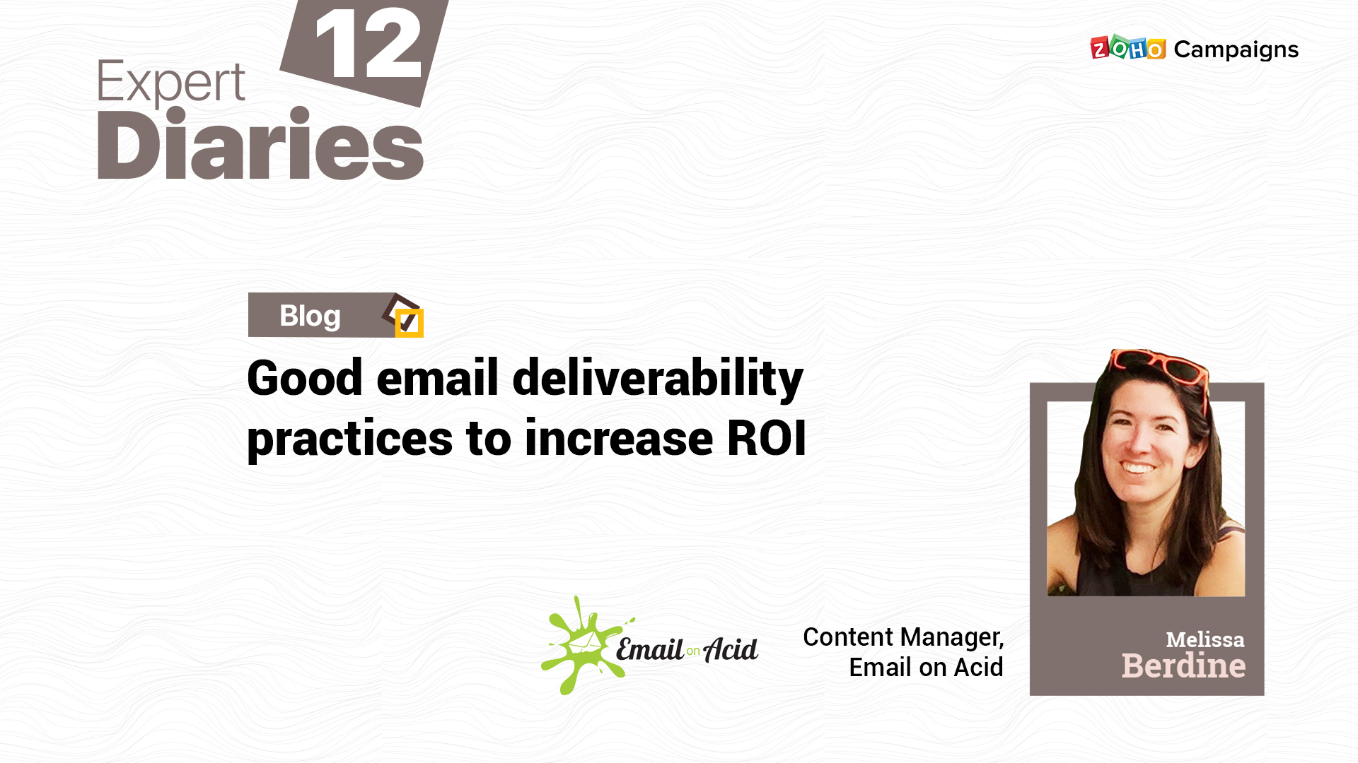 Good email deliverability practices to increase ROI