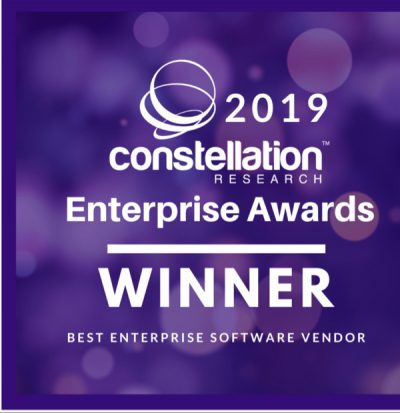 Zoho Named Enterprise Software Vendor of the Year by Constellation Research