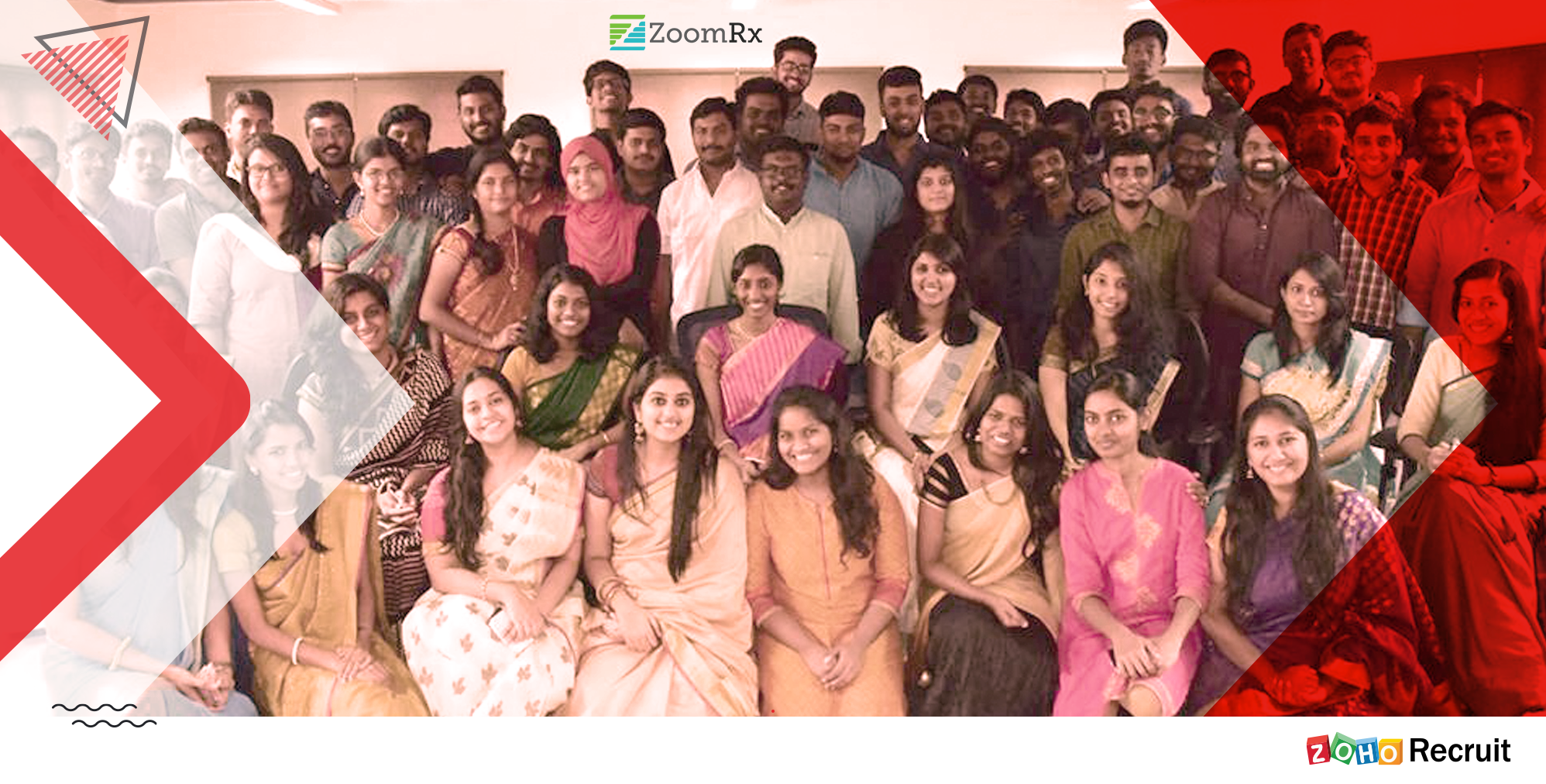 ZoomRx seeks an integrated, automated hiring platform with Zoho Recruit