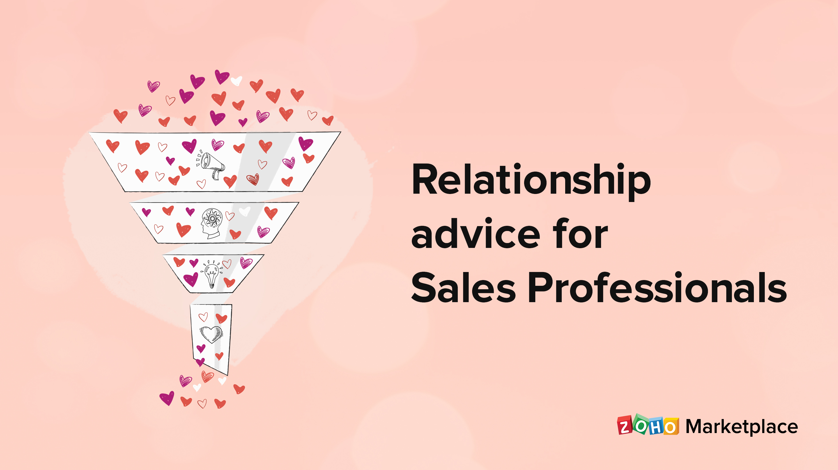 Relationship advice for Sales Professionals