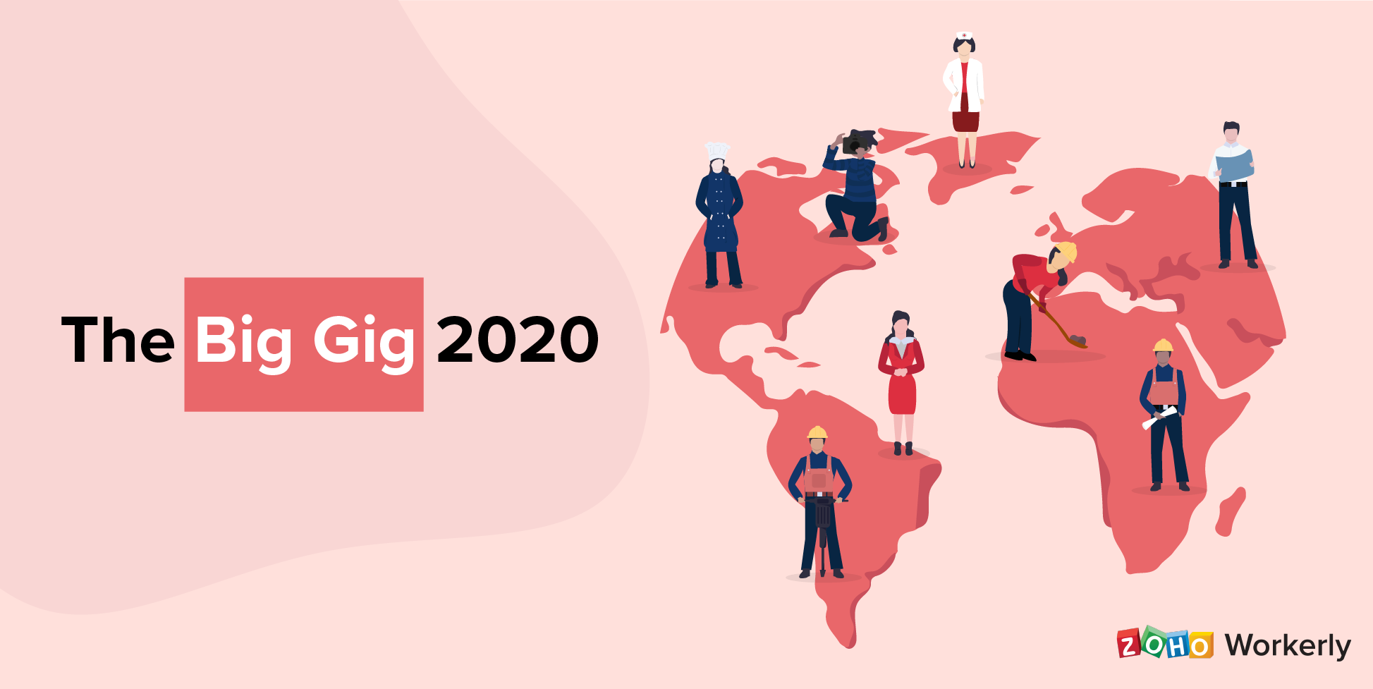 Decoding The Big Gig: What it means to be a temp in 2020