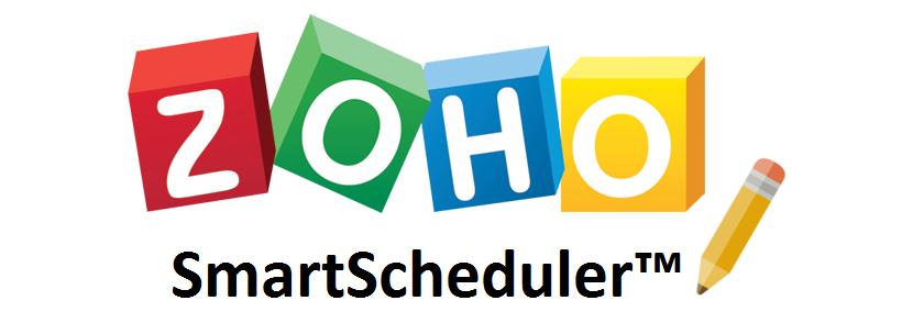 Zoho SmartScheduler