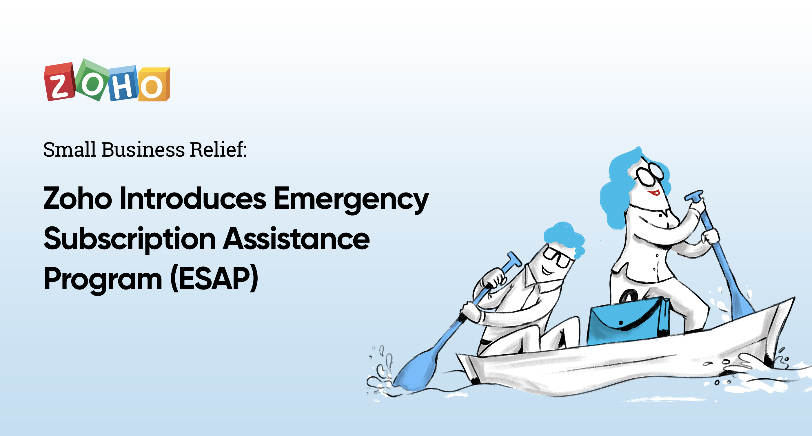 Small Business Relief: Zoho Introduces Emergency Assistance Program