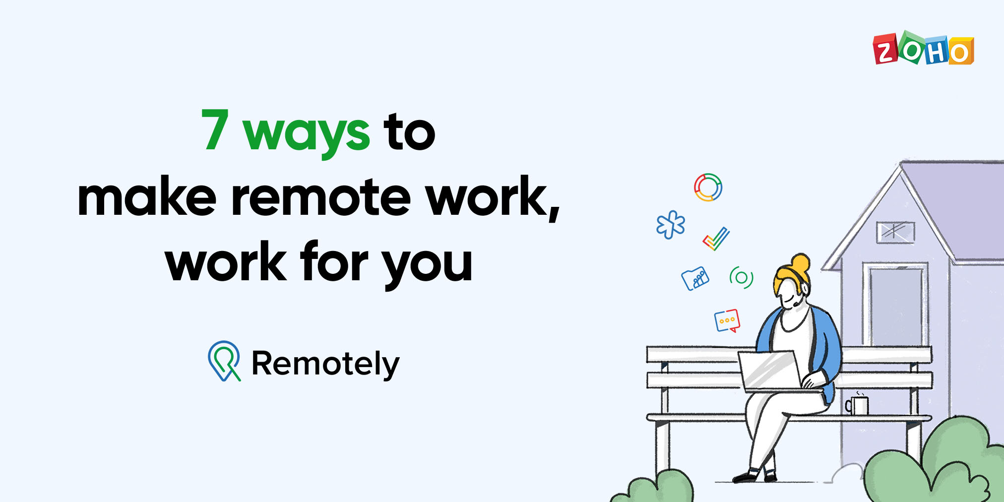 How do I become remote work ready? Some of our experts share their tips, best practices, and stories.