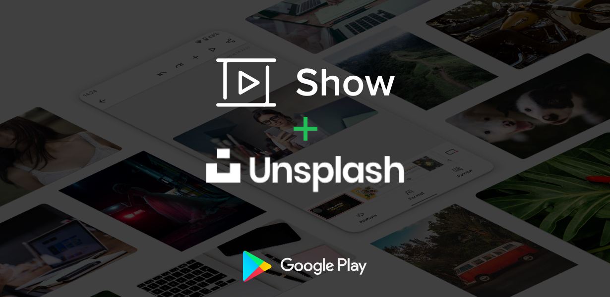 Unleash the power of Unsplash to your Android presentations