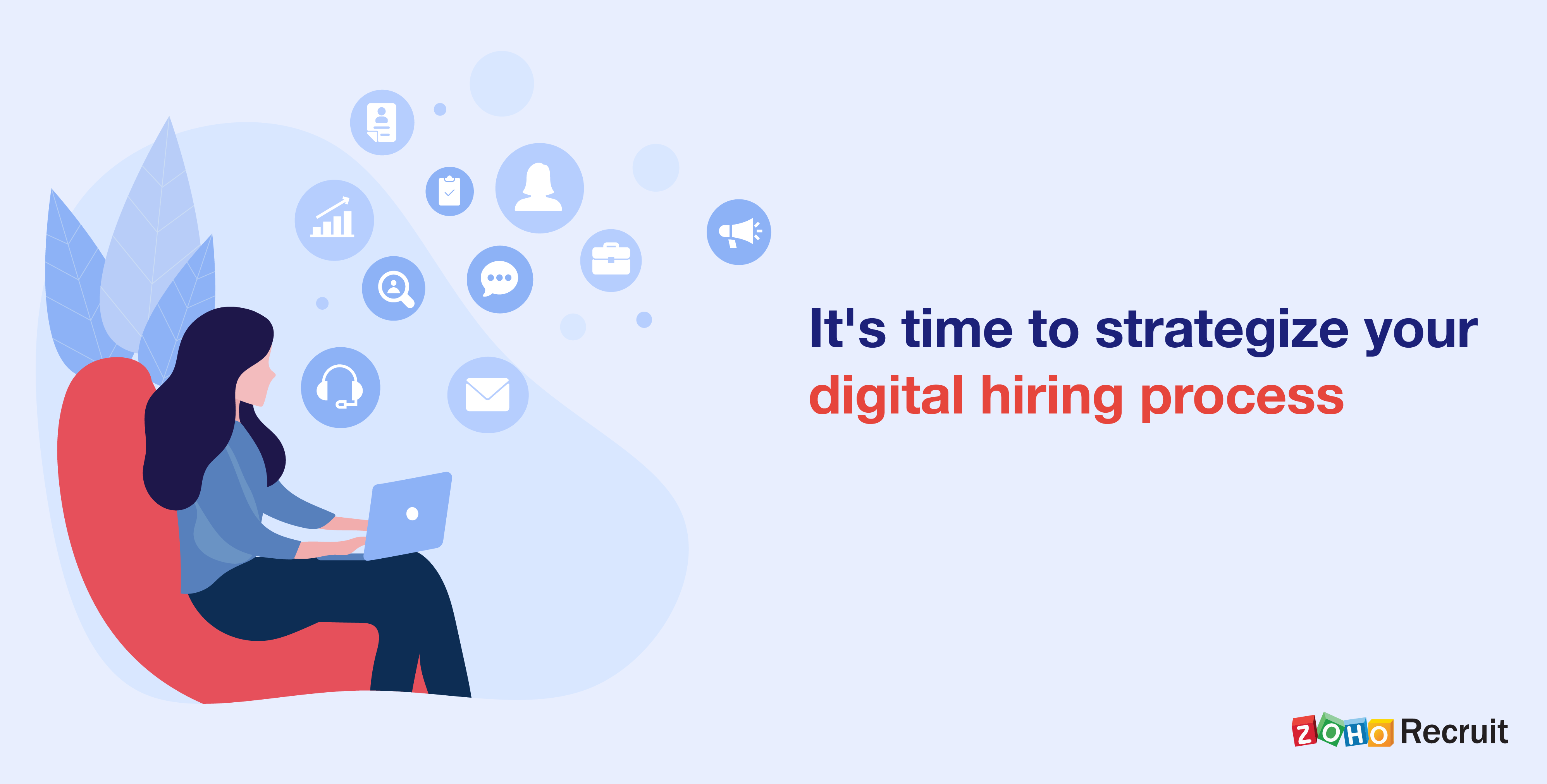 Strategize your digital recruitment