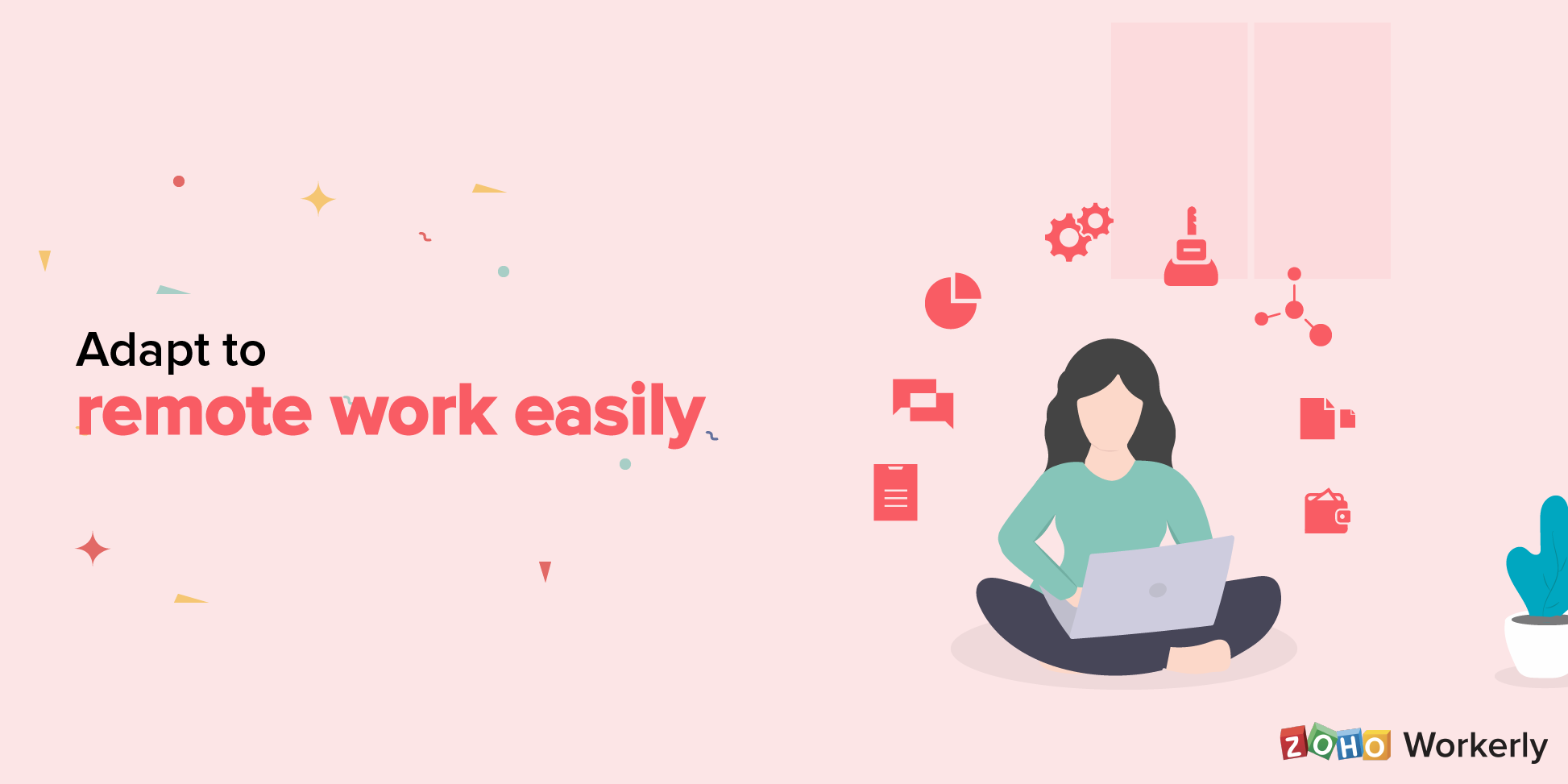 Here are 5 must-try features in Zoho Workerly for remote staffing