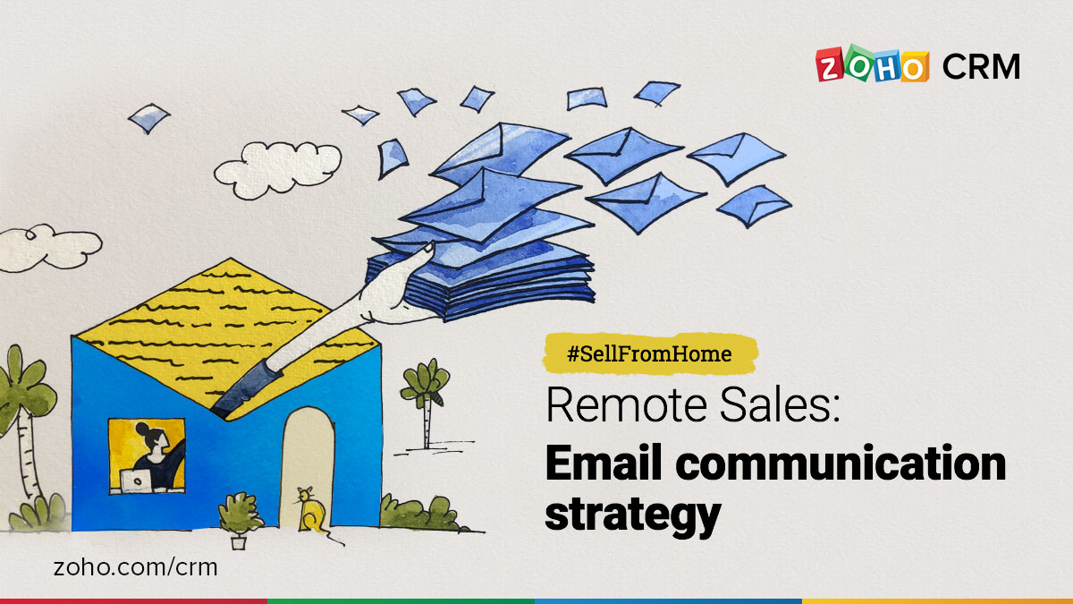 Remote sales: Building a mass email communication strategy in times of change