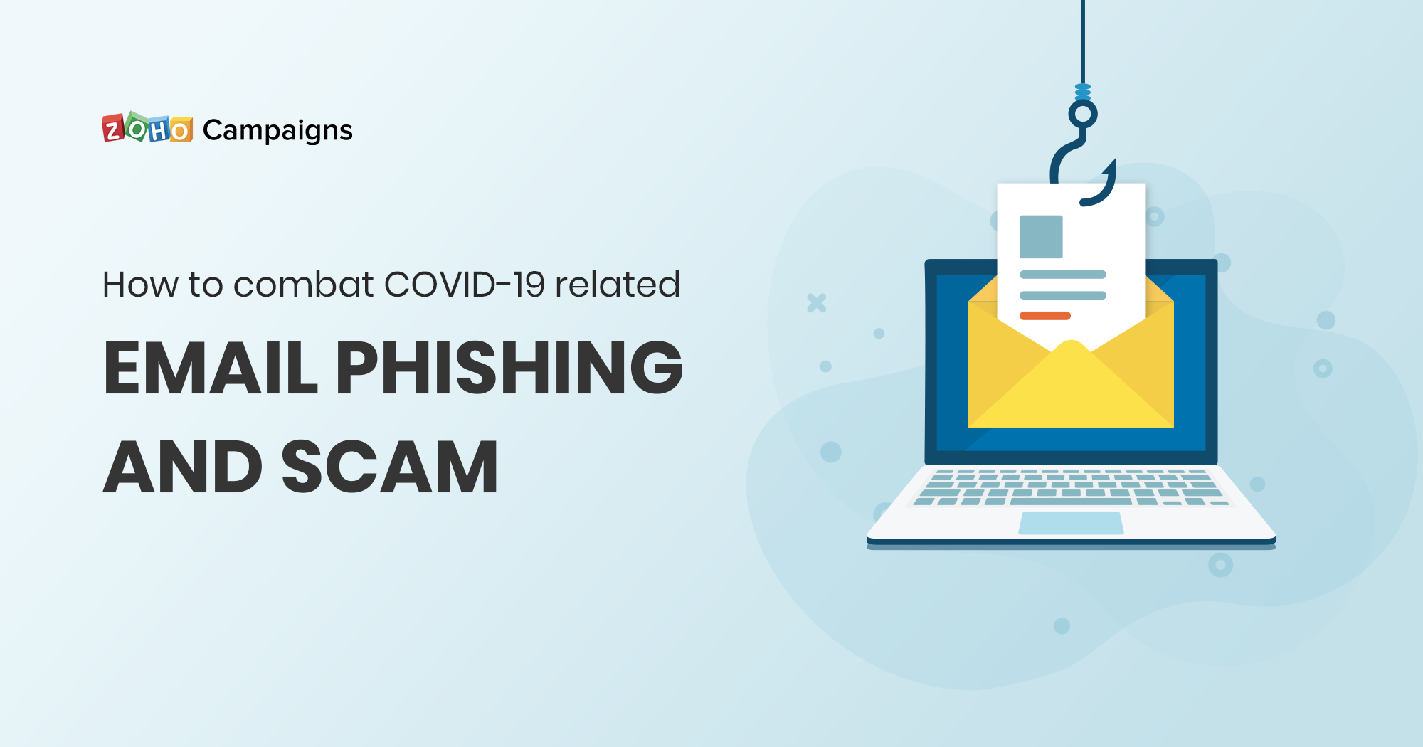 How to combat email phishing and scams related to COVID-19