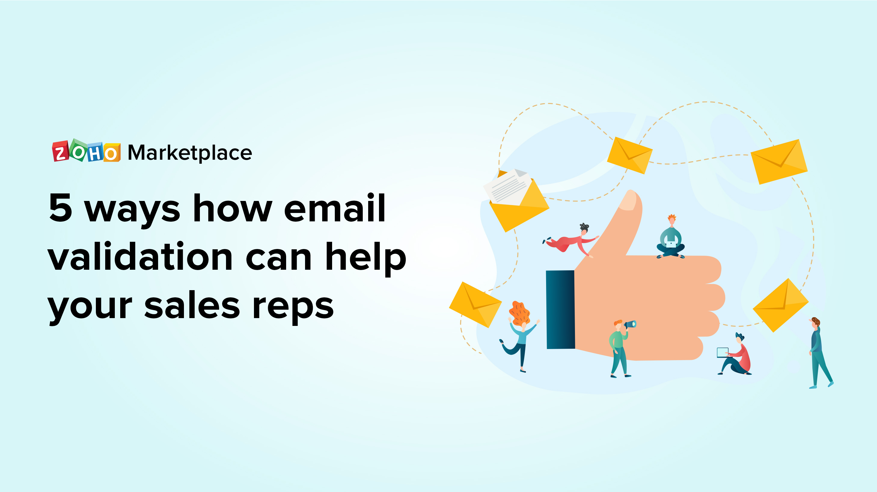 5 ways how email validation can help your sales reps