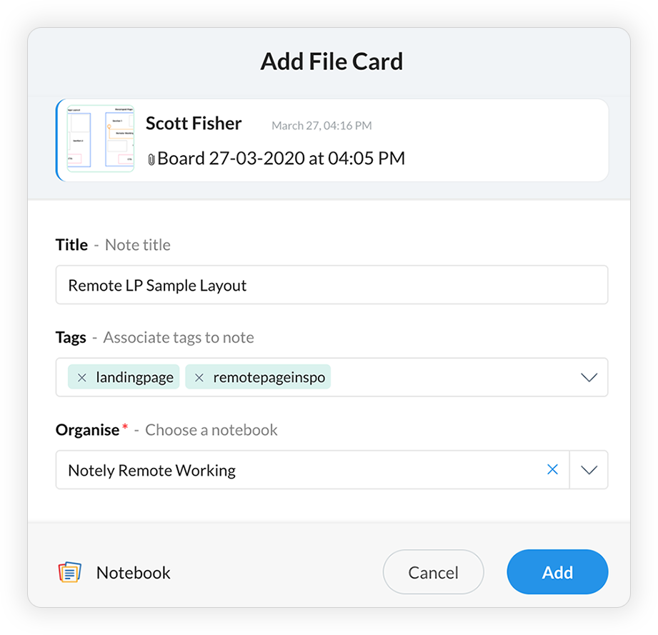 Make messages actionable on your team collaboration software