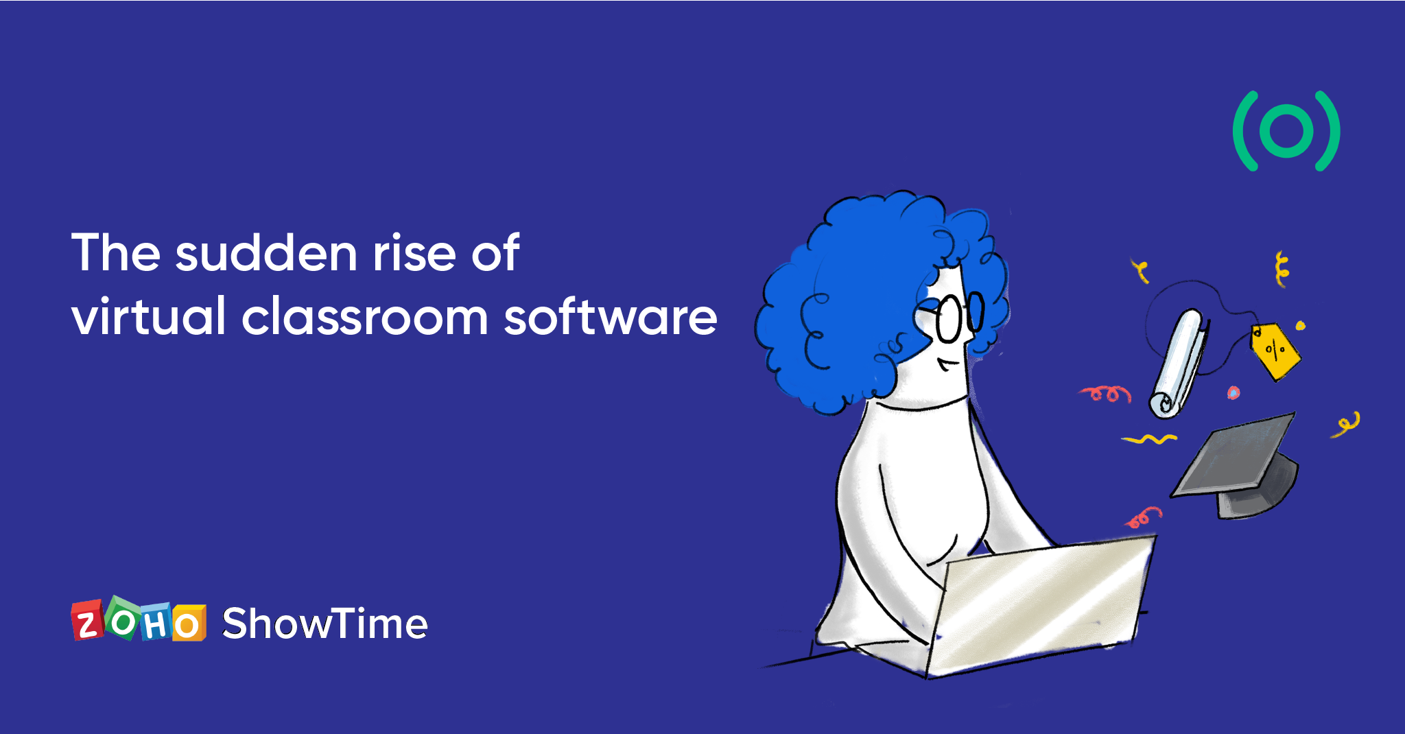 The sudden rise of virtual classroom software