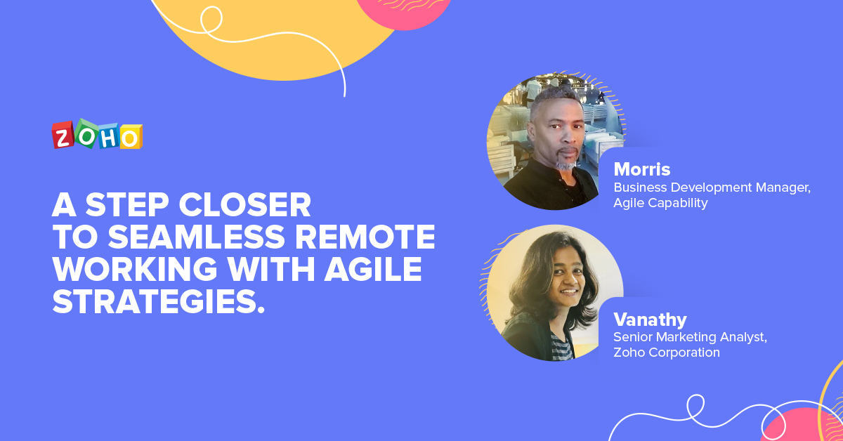 Seamless remote working with Agile strategies – an interview with Morris Sinclair