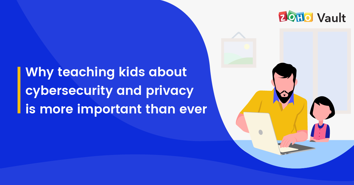 Why teaching kids about cybersecurity and privacy is more important than ever
