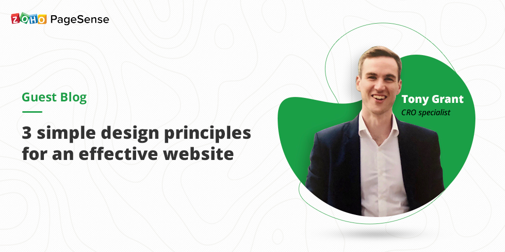 3 simple design principles for an effective website