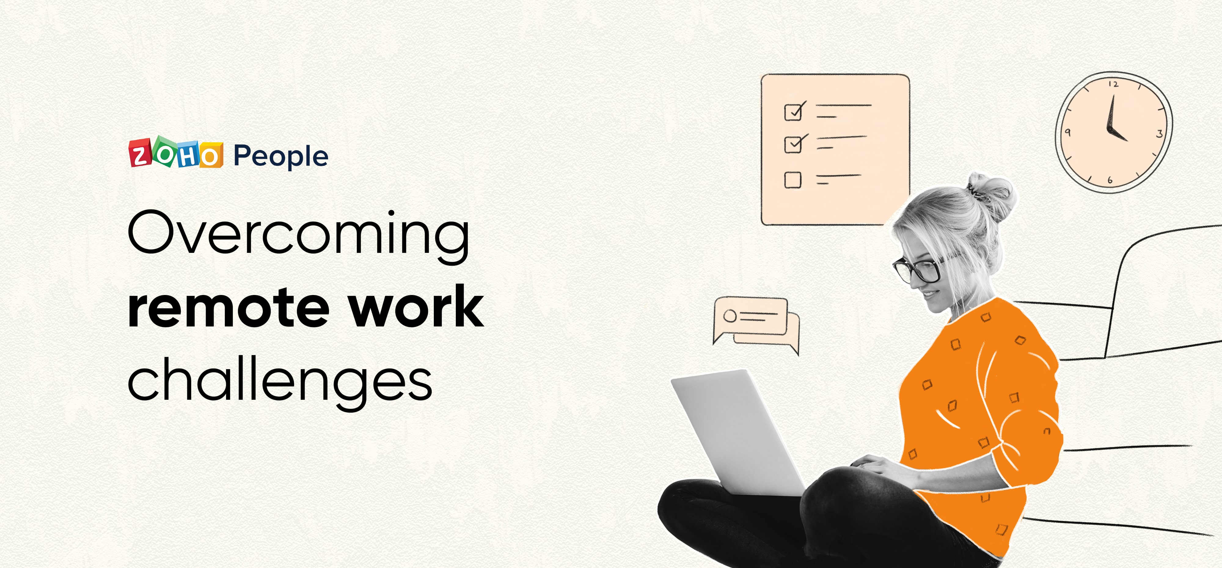 Here's how you can overcome remote work challenges
