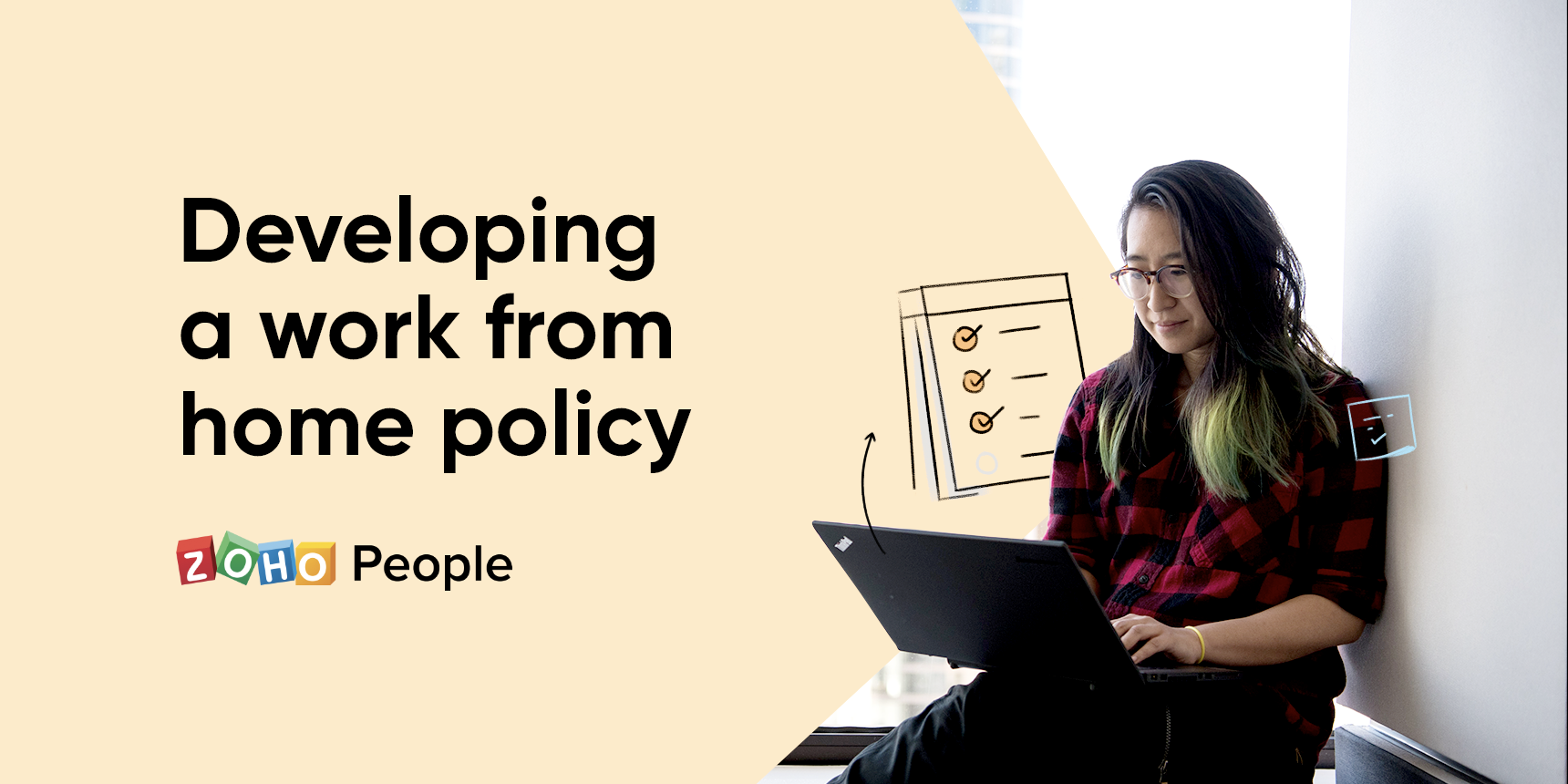 How to develop an effective work from home policy