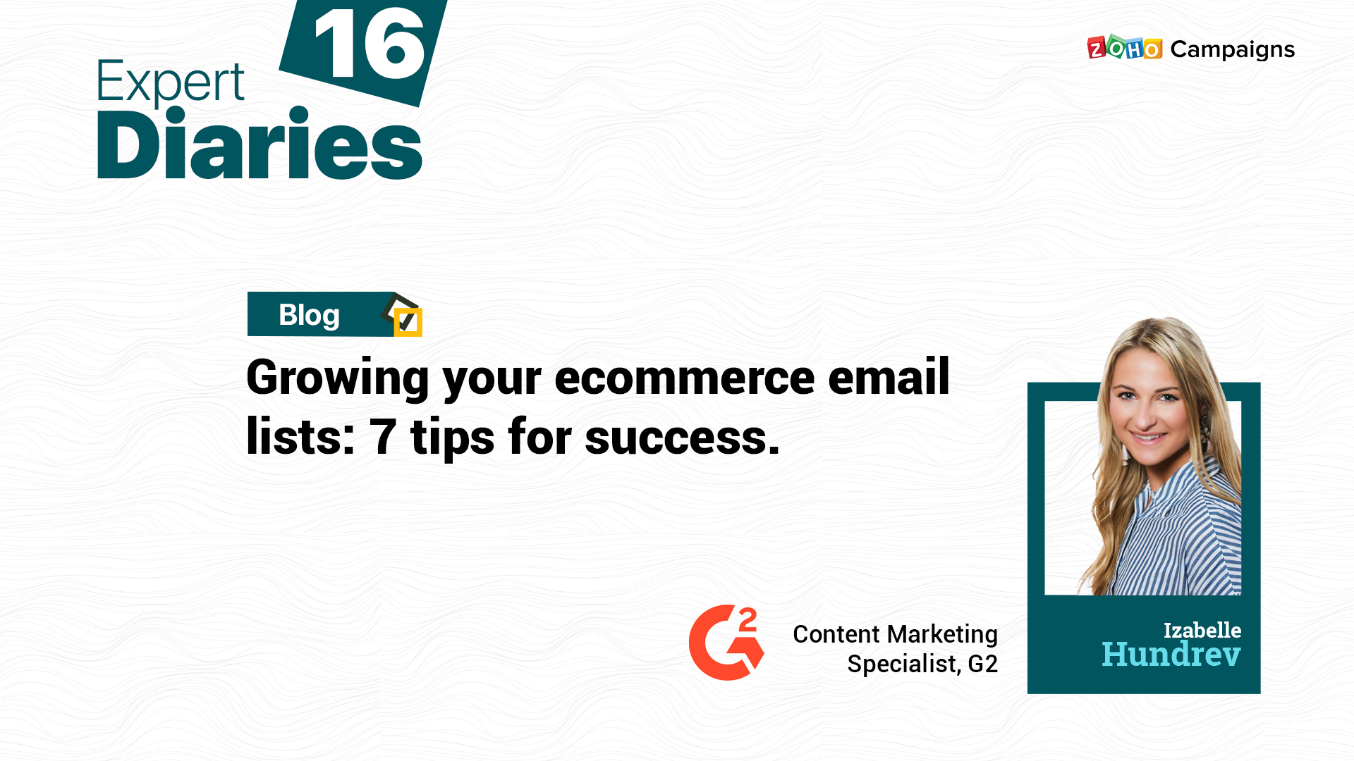 Growing your ecommerce email list: 7 Tips for Success