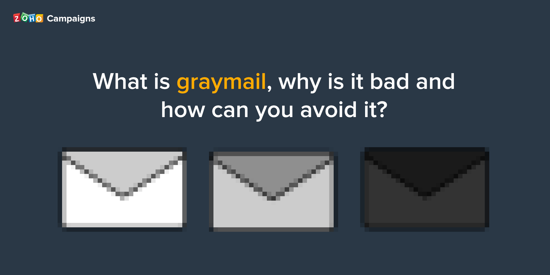 Everything you wanted to know about graymail