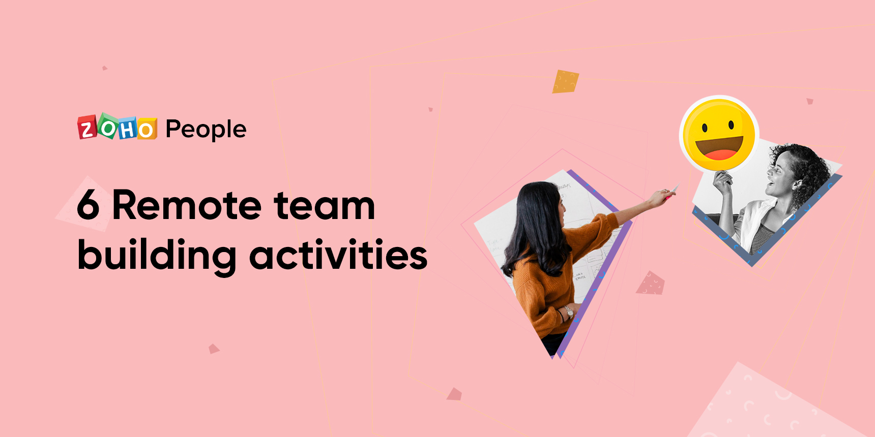 Six team building activities to engage remote employees