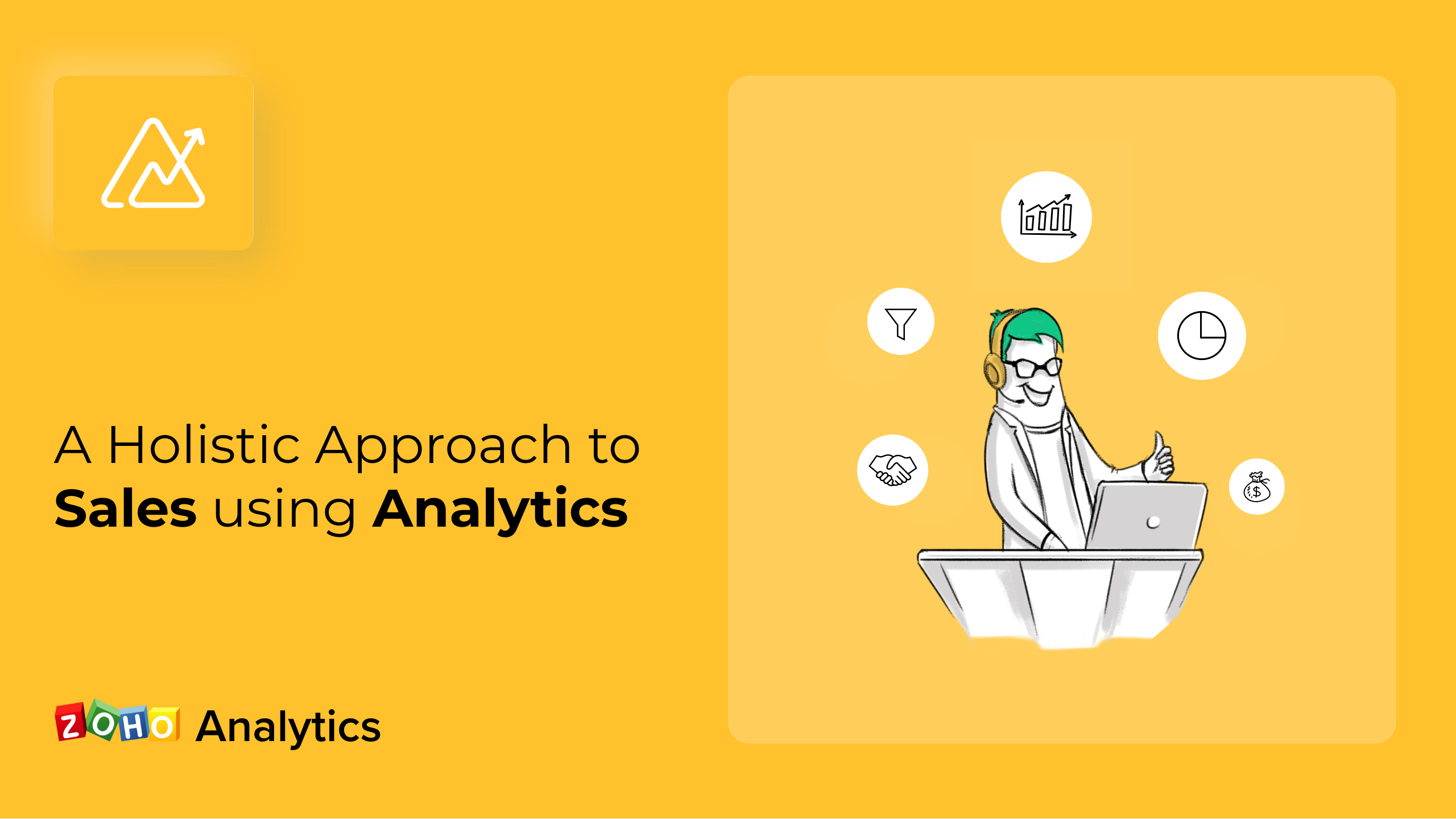 A Holistic Approach to Sales using CRM and Analytics