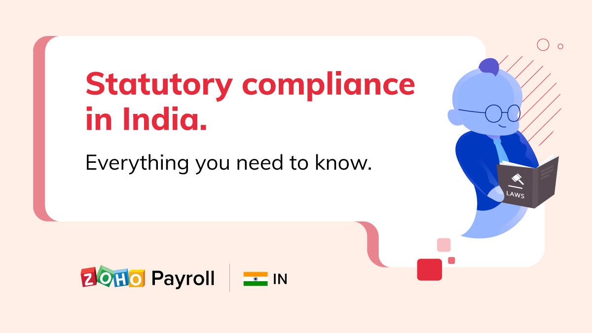 Statutory compliance for payroll in India