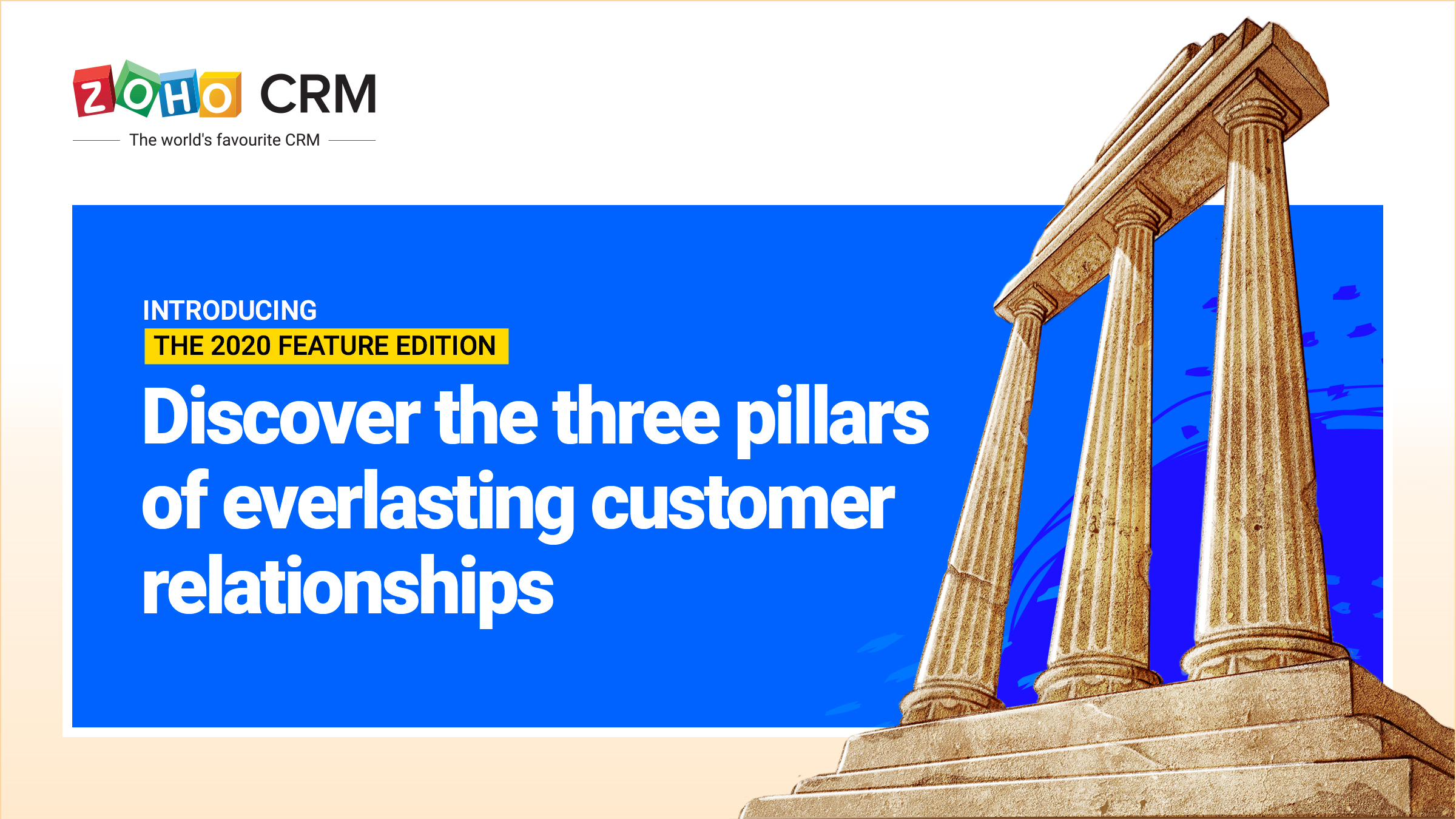 Introducing our 2020 feature edition: Unlock the secret to everlasting customer relationships