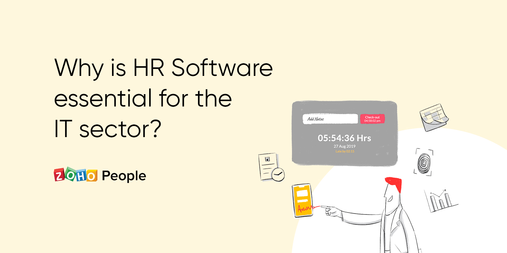 How can HR software benefit the IT sector?