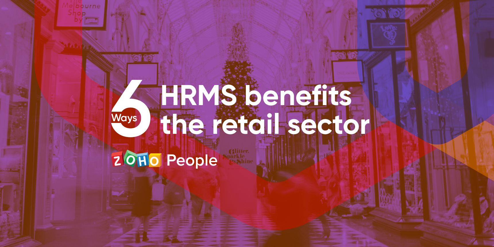 HRMS for the retail sector