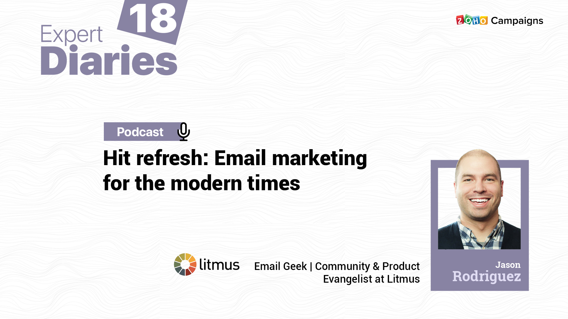 Hit refresh: Email marketing for the modern times